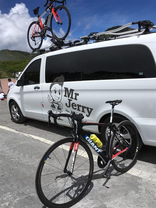 Mr Jerry 台灣單車旅遊