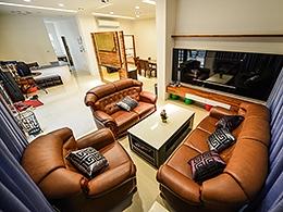 客廳休閒區