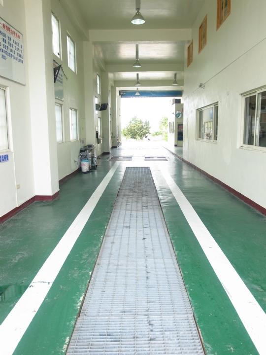 大型重型機車及單車-百坪室內停車空間