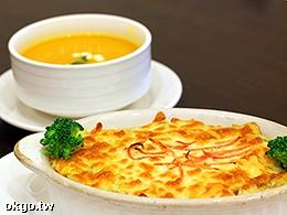 埔里紅鶴林蔬食餐館