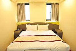 精緻單床二人房
