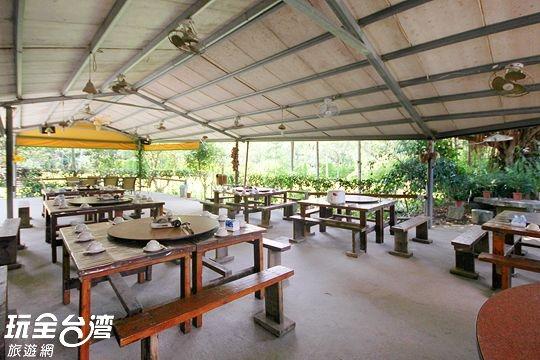 草湳溼地農場-餐廳