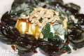 刺蔥皮蛋豆腐