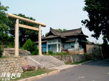 虎頭山公園.通霄神社