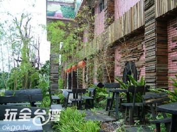 鹿谷鄉休閒旅遊服務中心、地方文化館