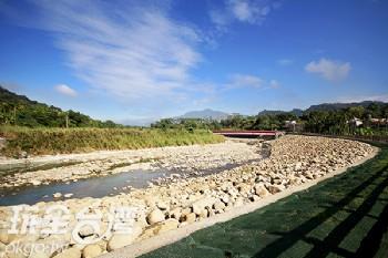 清水溝溪魚蝦保護區