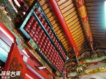 臺灣府城隍廟