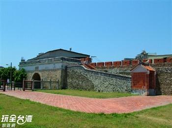 原鳳山舊城