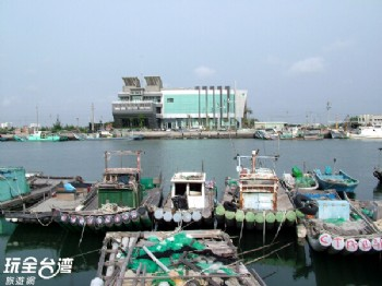 萡子寮濱海遊憩區(萡子寮漁港)
