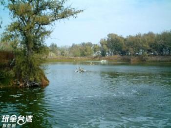 好美寮自然生態保護區