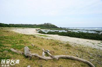 綠島紫坪步道
