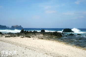 綠島火雞岩