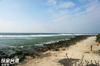 綠島柴口潛水區