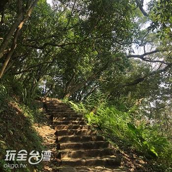 白鷺鷥山親山廊道