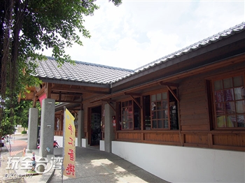 虎尾糖廠老車站