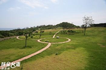 綠島梅花鹿生態園區