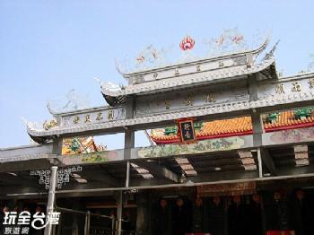 西港慶安宮