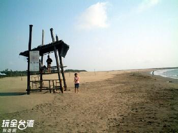 馬沙溝濱海遊樂區