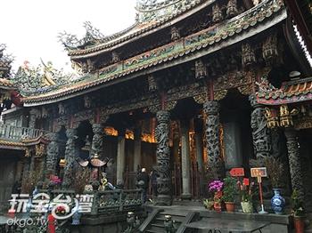 三峽長福巖清水祖師廟