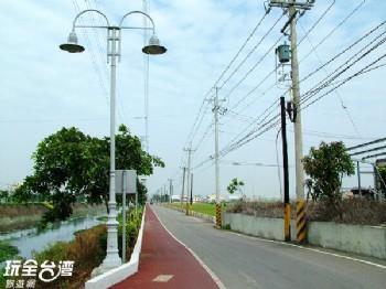 龍井大排自行車專用道