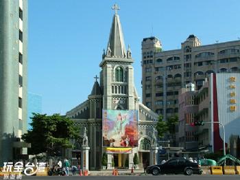 天主教玫瑰聖母堂(玫瑰聖母聖殿主教座堂)
