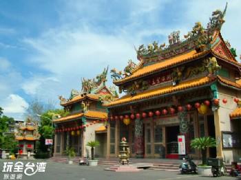開漳聖王廟