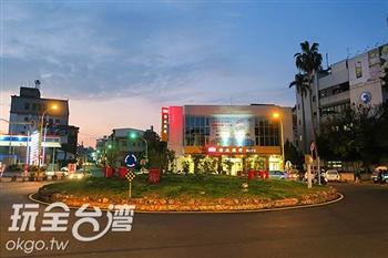 921公共藝術地震紀念碑(已移除)