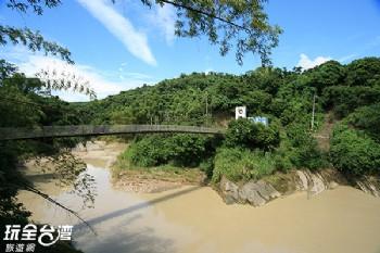 東山吊橋(牛角坑吊橋)