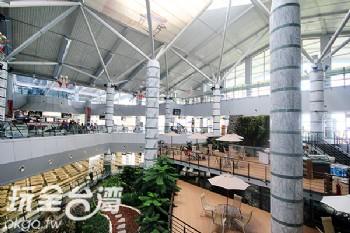機場遊客資訊中心(花蓮航空站)