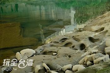 基隆河壺穴景觀