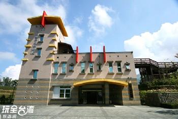 瑞太遊客服務中心.野薑花溪步道