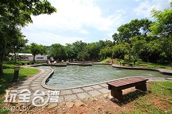 桃米親水公園(桃米生態村)