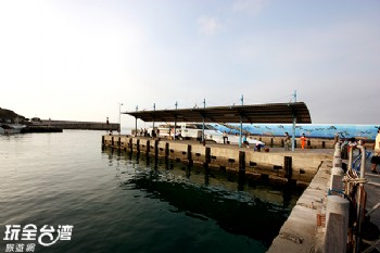 白沙尾觀光港