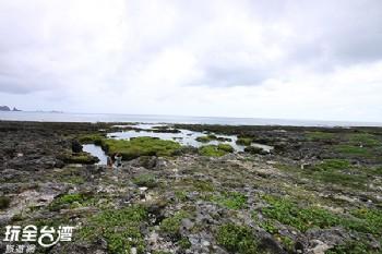 蘭嶼野銀冷泉