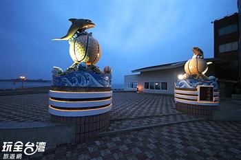 澎湖國內商港馬公碼頭區(馬公港)