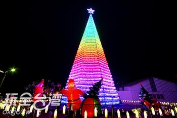 寶特瓶耶誕樹