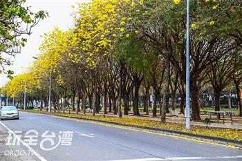 世賢路自行車道