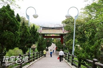 員林神社遺跡