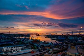 蘆竹溝漁港
