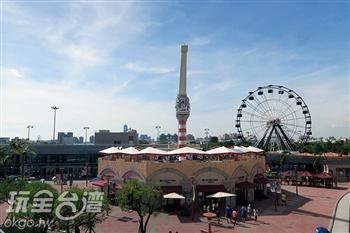 大魯閣草衙道購物中心(F1級卡丁賽道)