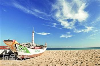 林投金沙灘(黃金沙灘)