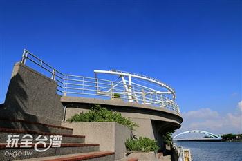 福鹿河濱公園(福鹿溪)