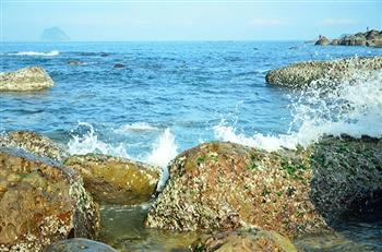 外木山海濱