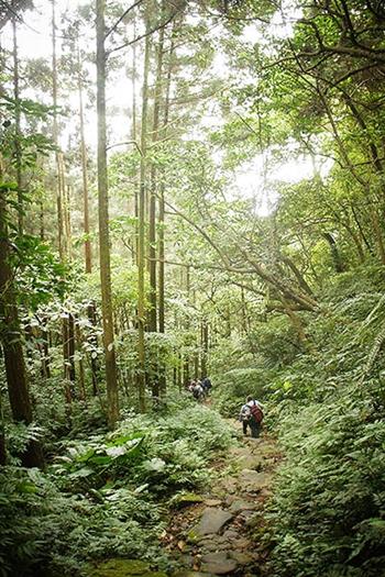 筆架山登山步道系統