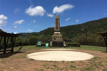 石門古戰場紀念碑