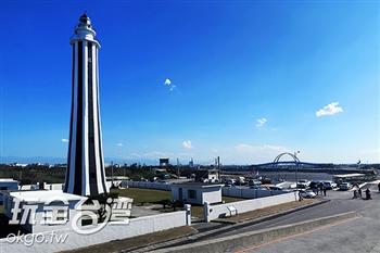 王功漁港(王功漁火碼頭)