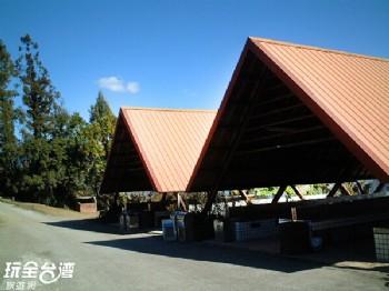 清境幼獅露營地