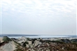 南港半月形白沙灣