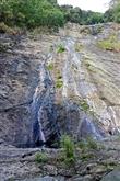 中溝瀑布群