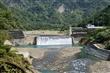 草蘭溪攔沙壩大瀑布